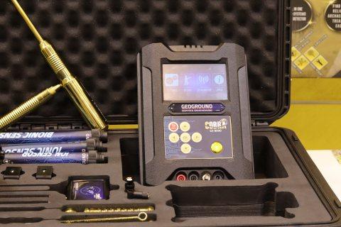 جهاز كشف الذهب فى ليبيا جهاز كوبرا جى اكس 8000