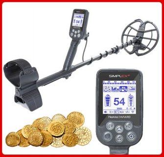 أجهزة كشف الذهب الخام  | جهاز سيمبلكس simplex
