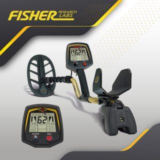 Fisher F75 الجهاز الاول لكشف المعادن الثمينة 2021