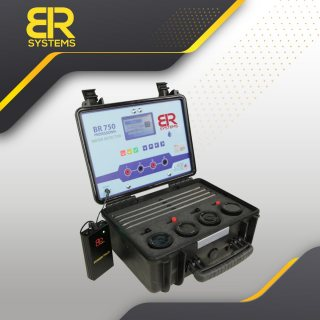 جهاز التنقيب عن الابار و المياه الجوفية ( BR750 )