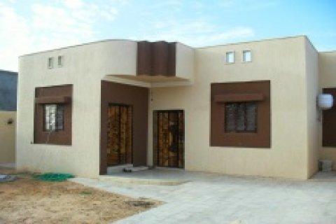 : واجهات منازل ارضية ليبية : منازل