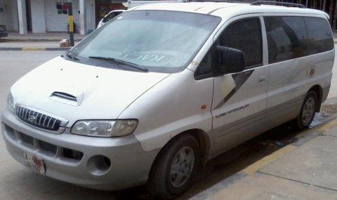 سيارة هونداي ستاركس