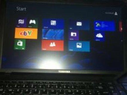 كمبيوتر محمول TOSHIBA