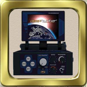 جهاز Deep Hunter Pro بالنظام التصويري لكشف المعادن واالفراغات