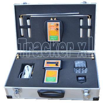 جهاز Tracker x1 بالنظام الاستشعاري للكشف عن الآثار والفراغات