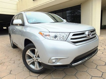My 2011 Toyota Highlander car for sale