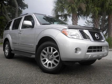 My Used 2012 Nissan Pathfinder LE!!