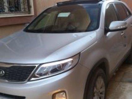 سيارة كيا بمواصفات دكية للبيع