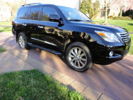 صور 2011 Lexus LX 570 full option 1
