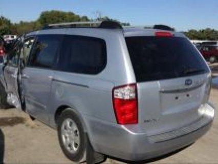 سيارة كيا سيدونا موديل 2008