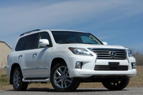 UP FOR SALE 2013 LEXUS LX 750,
