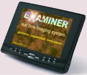 جهاز GEO EXAMINER  لكشف الذهب و المعادن و الفراغات
