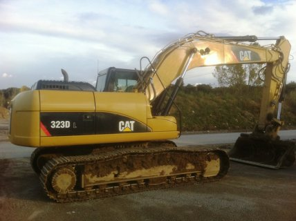 صور Caterpillar 323 DL 2