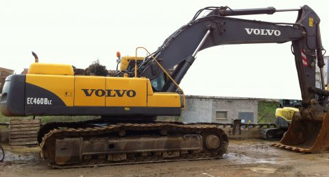 Volvo EC 460 BLC