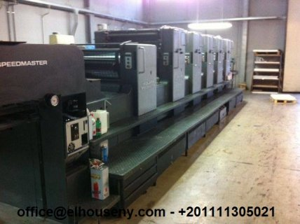 صور HEIDELBERG SPEED 102 FPL (1991) 1