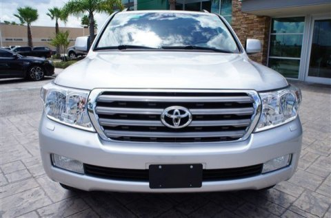 BUY MY 2011 TOYOTA  LAND CRUISER