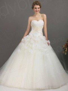 فيلو فستان زفاف بالتاج والطرحة والستاقونة