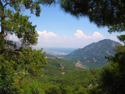 اراضي للبيع في انطاليا بتركيا