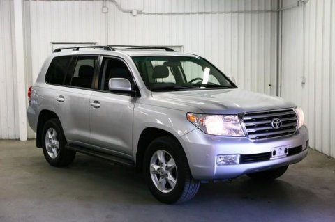 Farely Used 2011 Toyota Land Cruiser