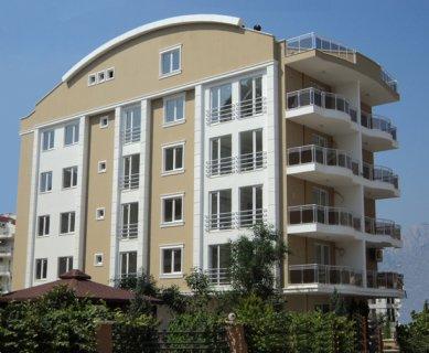 بيوت عصرية وحديثة في أنطاليا من شركة ماكسموس