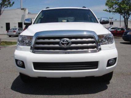 MY 2013 TOYOTA SEQUOIA
