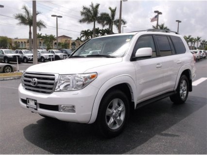 FULL OPTION TOYOTA LAND CRUISER 2011