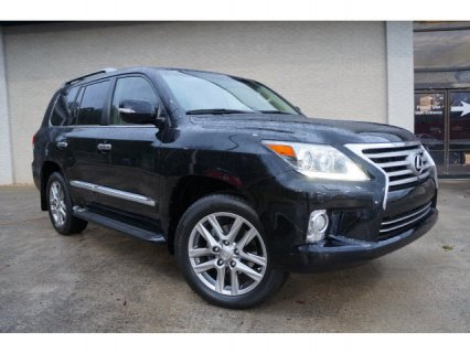 SELLING LEXUS LX 570, MODEL 2013
