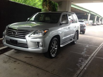 I want to sell my used 2013 Lexus LX 570  25,000$