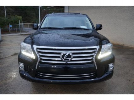 USED 2013 LEXUS LX 570 FOR SALE