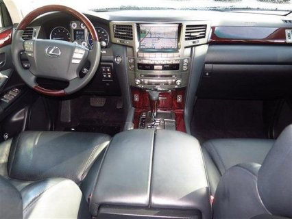 صور $LEXUS LX 570 2011, FULLY AUTOMATIC 3
