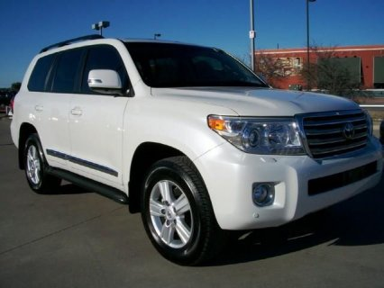 BUY MY, 2013 TOYOTA LAND CRUISER,V8