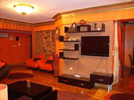 شقة مفروشة فندقية للايجار بالمهندسين القاهرة