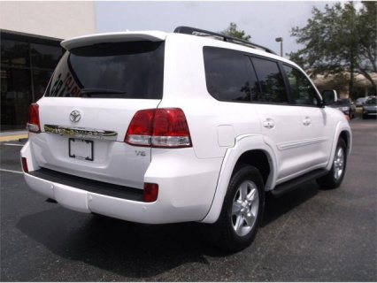 صور TOYOTA LAND CRUISER 2011 V8 SALE 3
