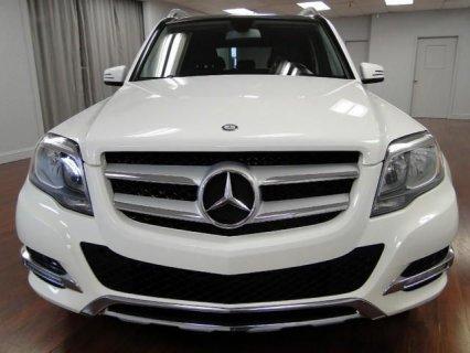 USED 2013 Mercedes-Benz GLK350 4MATIC