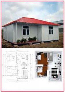بيوت جاهزة لأيواء المهجرين لجميع الأغراض
