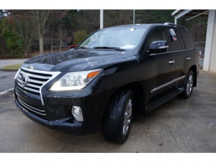 2013 LEXUS LX 570 V8 FOR SALE