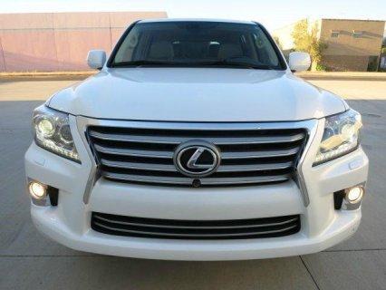 GOOD PRICE:  2013 LEXUS LX 570, FOR SALE.