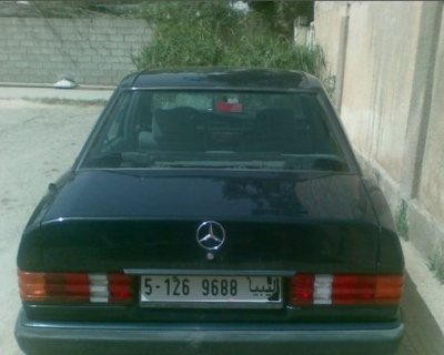سيارة مرسيدس للبيع او الاستبدال