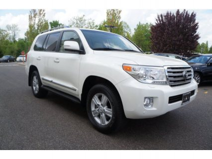 صور $TOYOTA LAND CRUISER 2013 - EXPAT DRIVEN 3