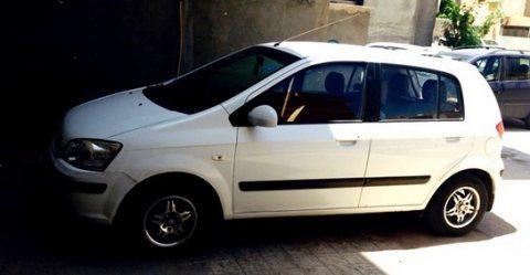 سيارة هيونداي كلك موديل 2005 للبيع