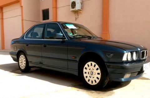 سيارة bmw شناف 520 موديل 95 للبيع