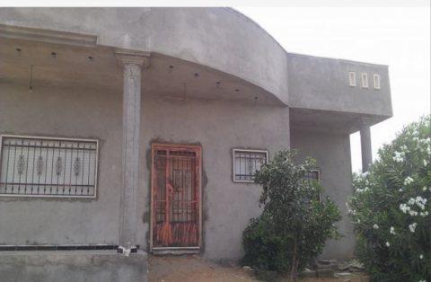 منزل جميل بخلة الفرجان للبيع