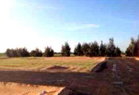 مقسم اراضي في منطقة قصر بن غشير للبيع