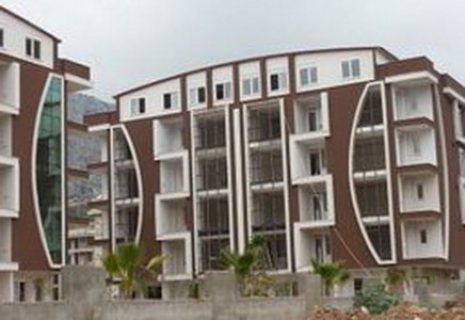 مشروع شقق سكنية جديد في أنطاليا