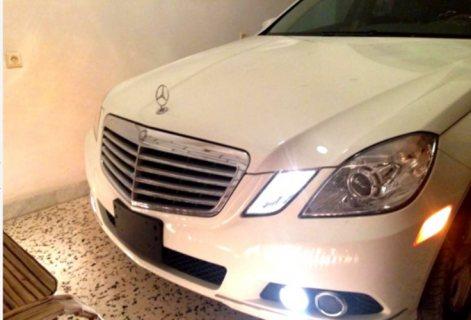 سيارة مرسيدس  2011 للبيع