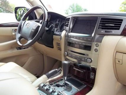 صور LEXUS LX 570 GULF SPEC 2013 MODEL 2
