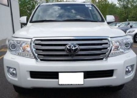 2013 TOYOTA LAND CRUISER AVAILABLE FOR SALE