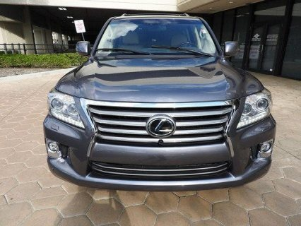 BUY MY 2014 LEXUS LX 570 SUV.