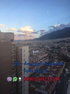 شقة مفروشة فخمة للبيع في بورصة - توكي- تركية 4