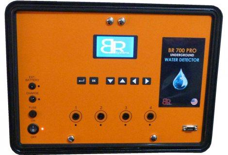 لكشف المياه الجوفيه والابار BR700  PRO